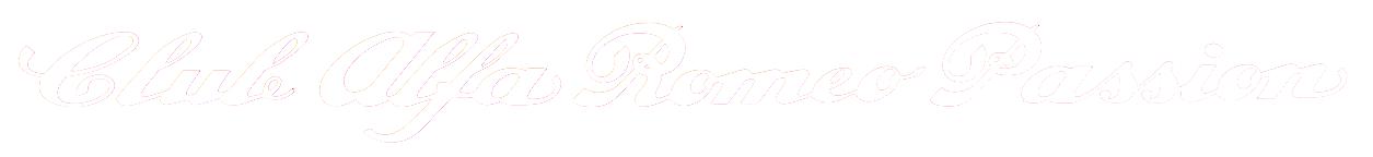 Club Alfa-Roméo Passion